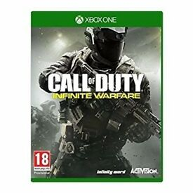 Call Of Duty Infinite Warfare for XBox One Brand New And Sealed