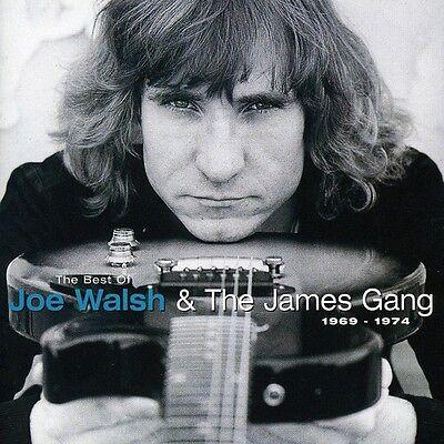 Купить Joe Walsh & James Ga - Best of Joe Walsh & the James Gang 1969 - 1974 [New CD]