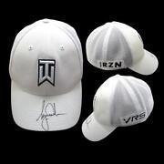 Tiger Woods Signed Hat