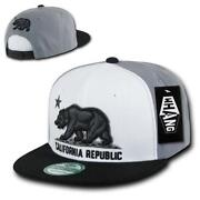 California Bear Snapback