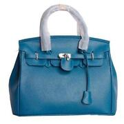 Womens Blue Handbags
