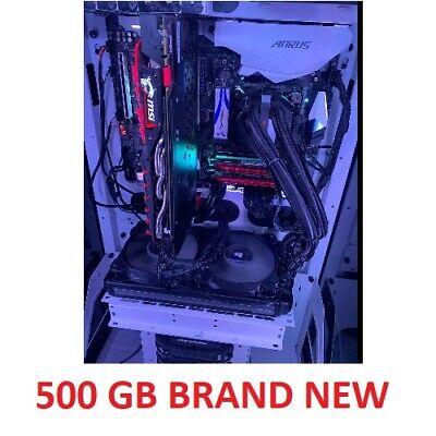 Sabrent Rocket Q 500GB NVMe PCIe M.2 2280 Internal SSD High Performance Drive