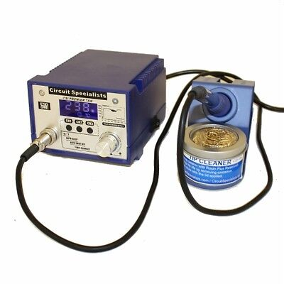 Multi-Function 3 Channel Soldering Station | Circuit Specialists