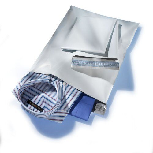 Poly Mailers Shipping Envelopes Self Sealing Plastic Mailing Bags All Size <1000