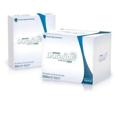 Duraflor Sodium Fluoride Varnish 5bubblegum - 200pack - 0.25 Ml Unit Doses