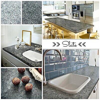 Giani Granite FG-GI SLATE Slate Countertop Paint Kit Kitchen Bathroom Decor