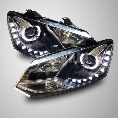 Vw Polo Headlight Ebay