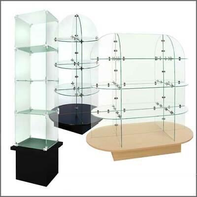 Cube Glass Displays  12