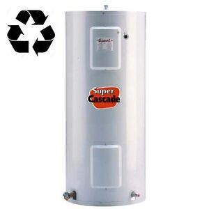 ramasse a domicile GRATUITEMENT, réservoir a eau  450-209-7328