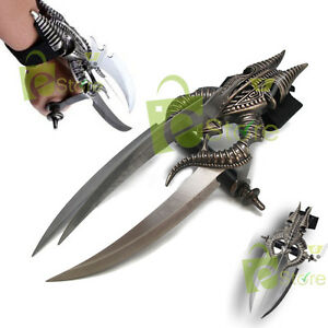 "15"" Prometheus Alien 3 Bladed Fantasy Dagger Claw Knife ..."