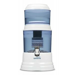 SANTEVIA COUNTERTOP WATER FILTRATION SYSTEM + New filters