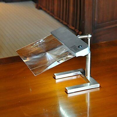 Daylight24 Table Top Lighted Magnifier Full Page. USA FREE SHIPPING