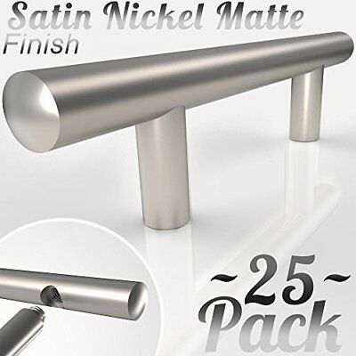 - Bar Handle Drawer Pulls for Kitchen Cabinets 5 Inch Centers