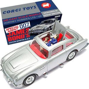 CORGI CC04206 James Bond Aston Martin DB5 Silver 50th Anniversary Thunderball