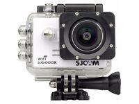 Genuine SJCAM SJ5000X ~ 4K Sport Action Camera (Elite Edition) Sony ~ White Colour ~ Brand New