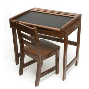 Wood Student Desk