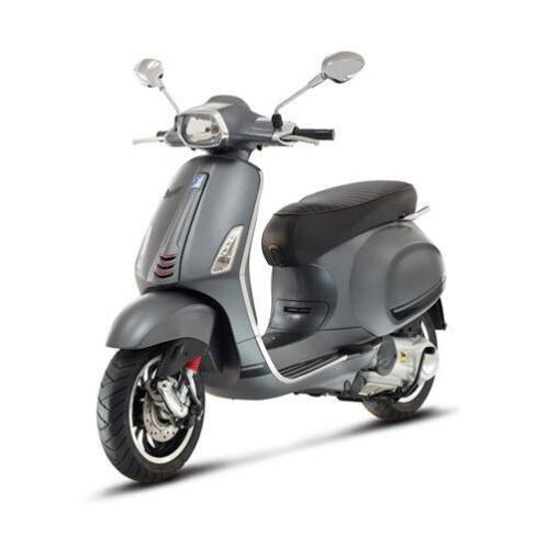 Vespa Sprint S Grigio Titanio EURO4 vanaf €3.299,- ALL-IN