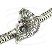 Sterling Silver Fish Bracelet
