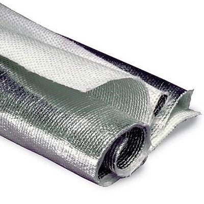 Hitzeschutzmatte, 100 x 100 cm, mit Aluminiumbeschichtung, Motorsport