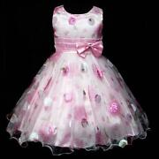 Girls Christmas Party Dress