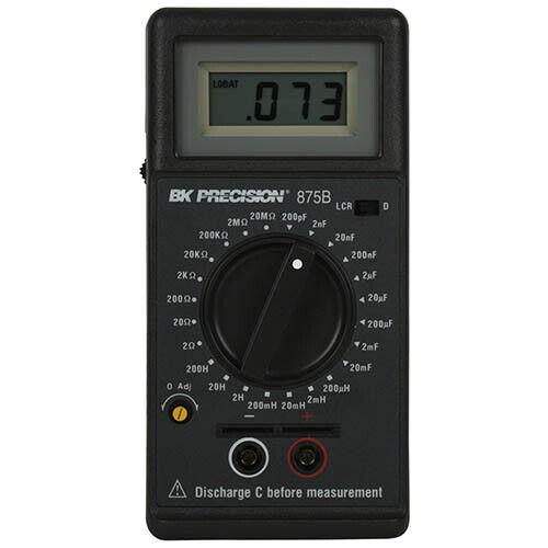 BK Precision 875B Low-Ohm LCR Meter