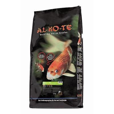 Koifutter AL-KO-TE Koi Conpro-Mix 7,5 kg  - 3mm oder 6mm