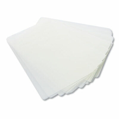 Universal Laminating Pouches 5 Mil 5.5 X 3.5 Matte Clear 25pack