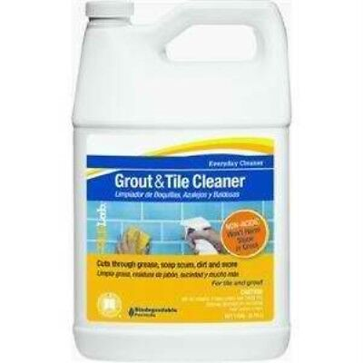Tilelab Grout And Tile Cleaner 1 Gallon