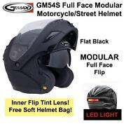 Flat Black Helmet