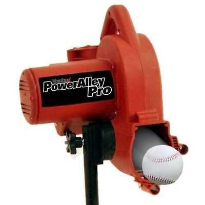 PowerAlley Pro Real Baseball Pitching Machine - New