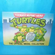 Teenage Mutant Ninja Turtles Coins