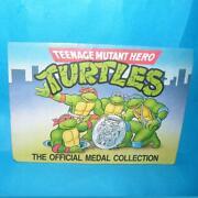 Teenage Mutant Ninja Turtles Coins