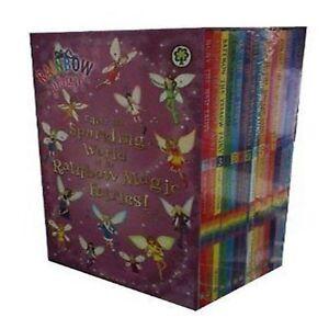 Rainbow-Magic-Box-Set-Collection-1-14-Books-Rainbow-Fairies-and-Weather-Fairies