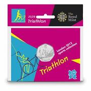 Olympic 50p Triathlon