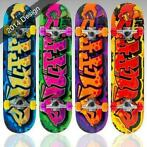 Enuff Graffiti Skateboards - Perfect voor beginners