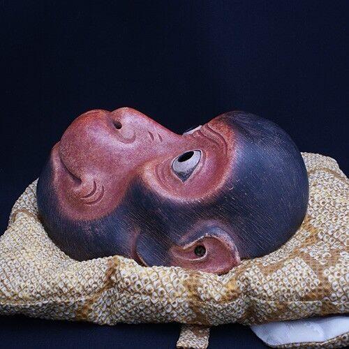 Kyogen Mask(Kokata) Japanese Saru(Monkey) Noh Nogaku New