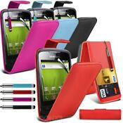 Samsung Galaxy Mini S5570 Leather Case