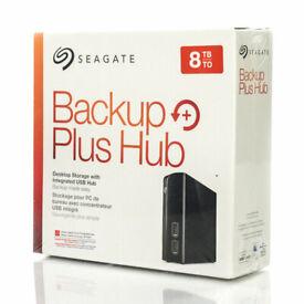 Seagate 8TB Hard drive