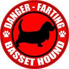 Basset Hound Decal