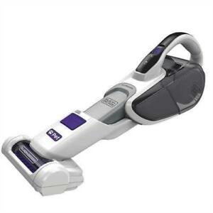 BLACK & DECKER Dustbuster Hand Vacuum Pet (HHVJ315JDP07)