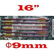 16 Crossbow Arrows