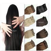 Heat Resistant Hair Extensions