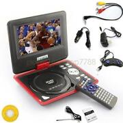 Portable DVD Player with USB