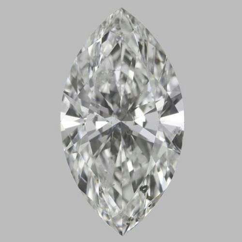 Charles and Colvard Forever One DEF Moissanite 6x3mm Marquise With Certificate