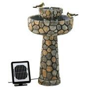 Solar Water Fountain