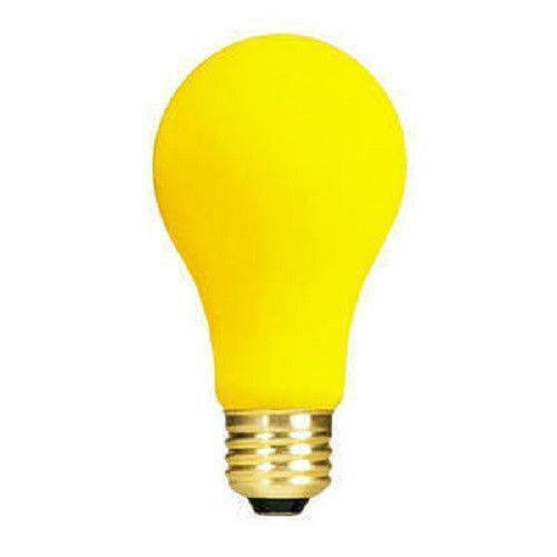 Yellow Bug Light Bulb Ebay