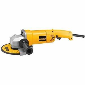 dewalt DW840 grinder 7'' 13A, 8000 TR/MIN neuffffff