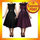 Rockabilly Collar Dresses for Women