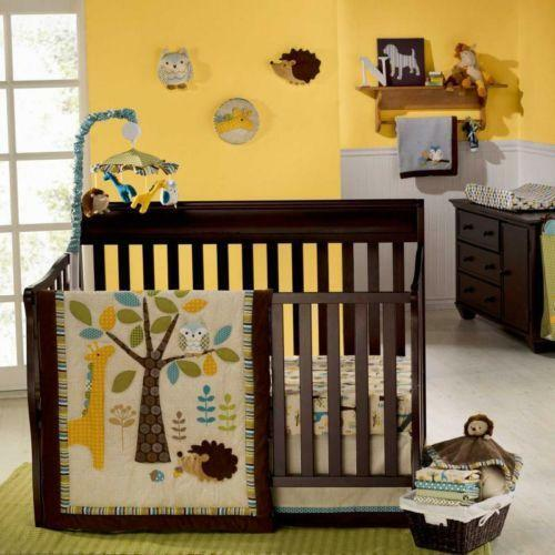 Forest Crib Bedding Ebay