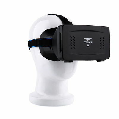 TERIOS II VR 3D Glasses Virtual Reality Control Glasses for 3.5-6inch Smartphone